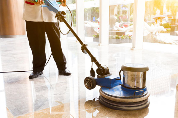 spotless commercial cleaning