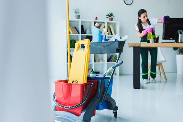 workplace cleaning company