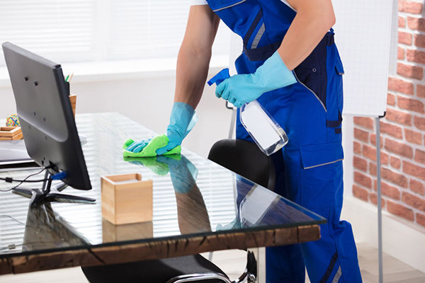 offices looking for cleaning company