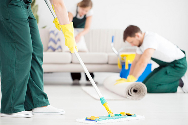 outsource cleaning company