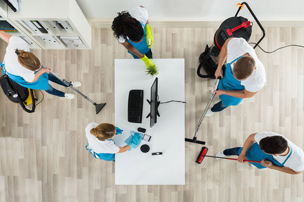 office cleaning companies in manchester