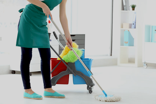 questions to ask a commercial cleaning company