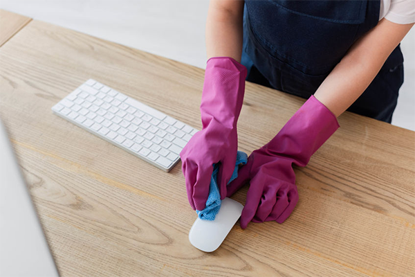 professional commercial cleaning